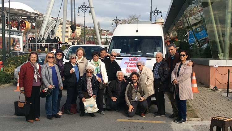 Emekli Hekim Komisyonumuz Kültür Gezilerine Başladı