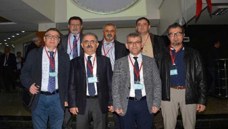 TTB 9. Ulusal İşçi Sağlığı ve Güvenliği Kongresi'ne Katıldı