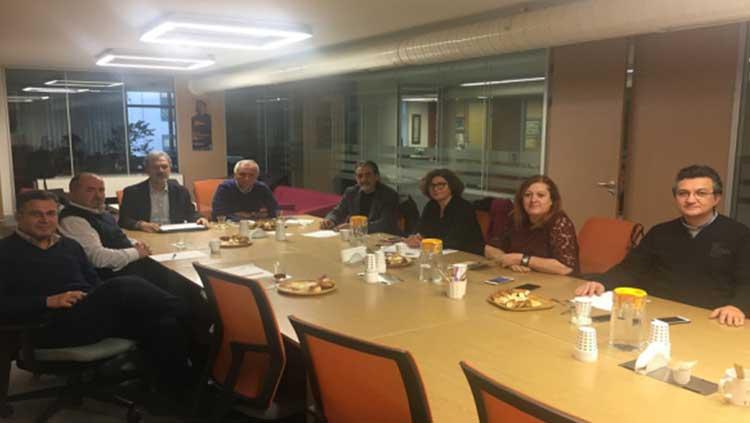 Marmara Tabip Odaları Bölge Toplantısı Yapıldı