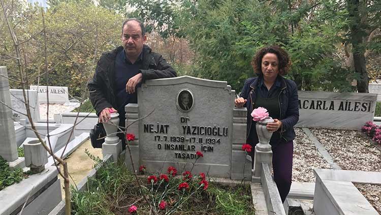 Dr. Nejat Yazıcıoğlu'nu Sevgi, Saygı, Hasretle Andık