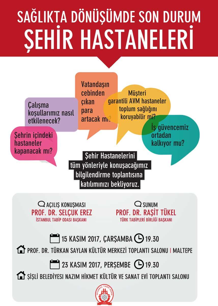 Konferans/Forum: Şehir Hastaneleri
