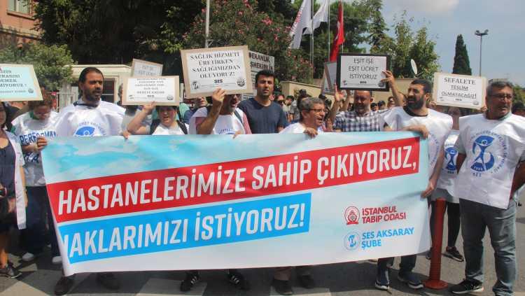 İstanbul Tıp Fakültesi ve Cerrahpaşa Tıp Fakültesi Hastanelerimize sahip çıkıyoruz!
