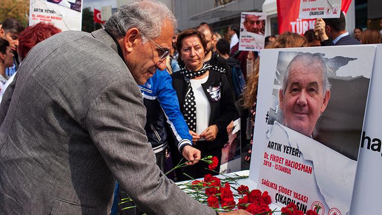 Dr. Fikret Hacıosman Cinayeti Davasının Duruşması Görüldü