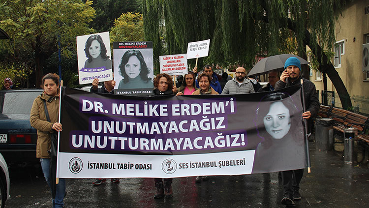 Dr. Melike Erdem Aramızdan Kopartılışının 6. Yılında Anıldı