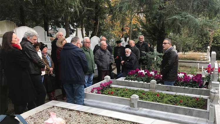 Dr. Nejat Yazıcıoğlu'nu Sevgi, Saygı, Özlemle Andık