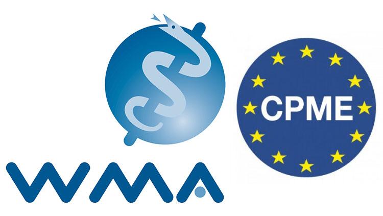 Hekimlerin çalışma hakkını gasp eden düzenlemeye DTB ve CPME'den tepki