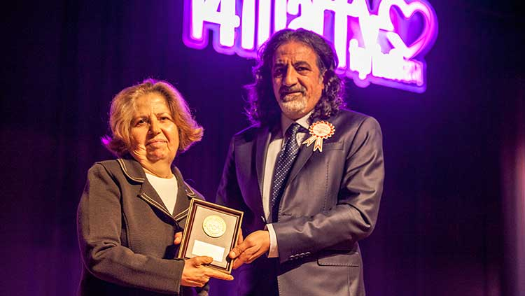14 Mart Hizmet Plaket ve Ödül Törenleri Yapıldı