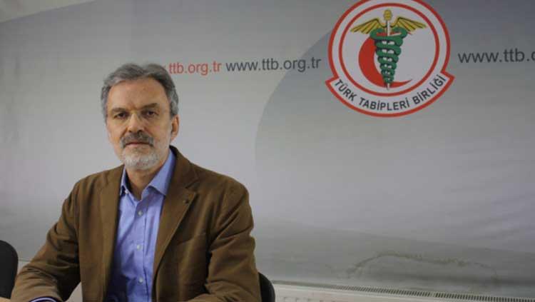 TTB Merkez Konseyi Başkanı'ndan 14 Mart Mesajı