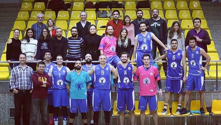 Basketbol Takımımız Yarı Final Yolunda