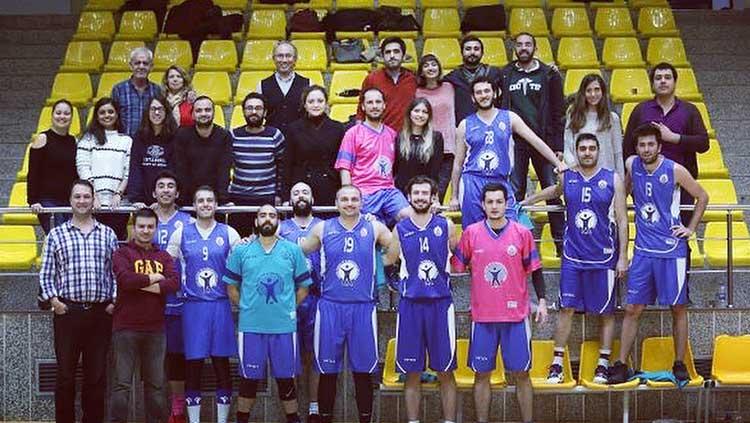 Basketbol Takımımız Galibiyet Serisini Sürdürüyor