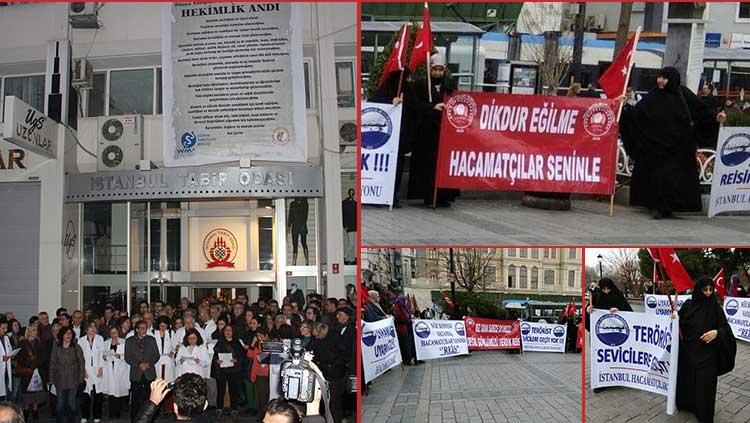 İşte Yeni Türkiye: Tıbbiyelilere Karşı Hacamatçılar