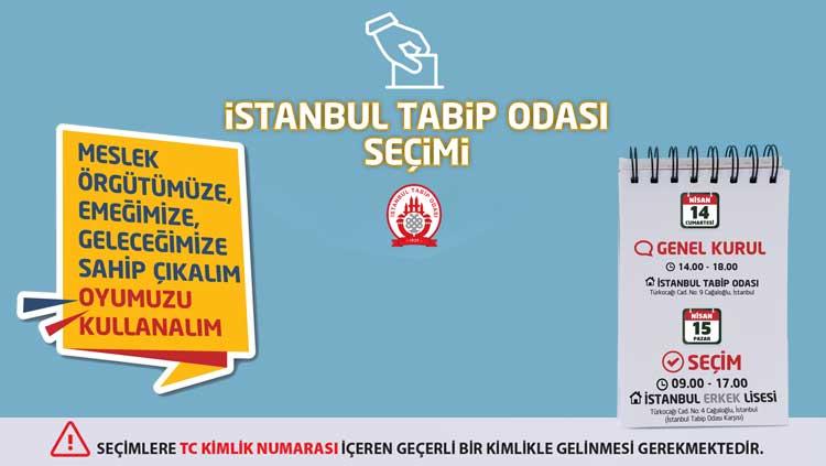 İstanbul Tabip Odası Seçimli Genel Kurulu