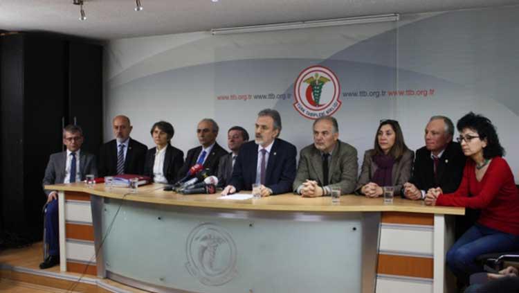 TTB Merkez Konseyi'nden Açıklama
