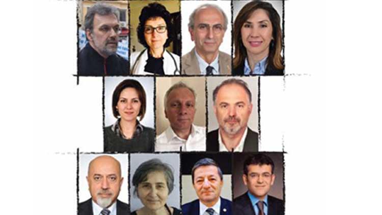 Basın Açıklamasına Çağrı: TTB Merkez Konseyi Üyeleri Acilen Serbest Bırakılmalıdır