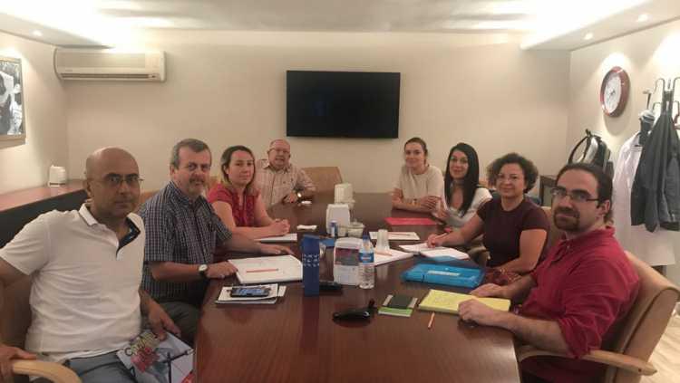 İTO Çevre ve Halk Sağlığı Komisyonu İlk Toplantısını Yaptı