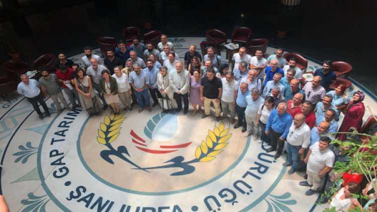 TTB'nin Sağlıkta Şiddete Karşı Bildirgesi Şanlıurfa'da Açıklandı