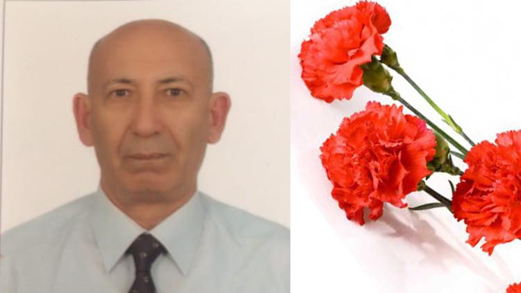 Acı Kaybımız! Dr. Mehmet Yıldırım Çetin Vefat Etmiştir