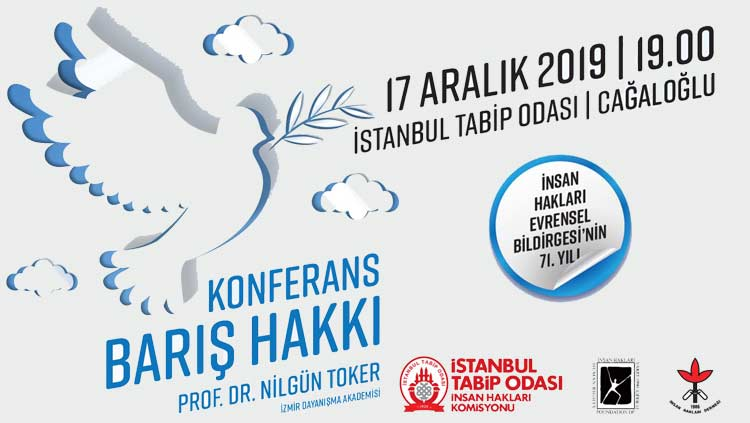 Konferans: Barış Hakkı