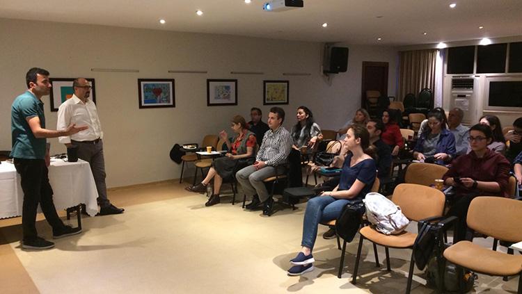 Medikal İngilizce Kursu Yeni Dönem Dersleri Başladı