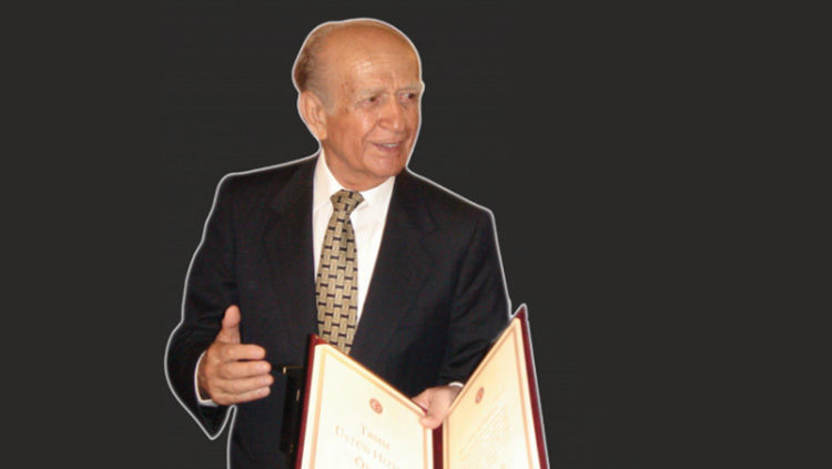 Acı Kaybımız: Dr. Salih Osmanoğlu Vefat Etmiştir
