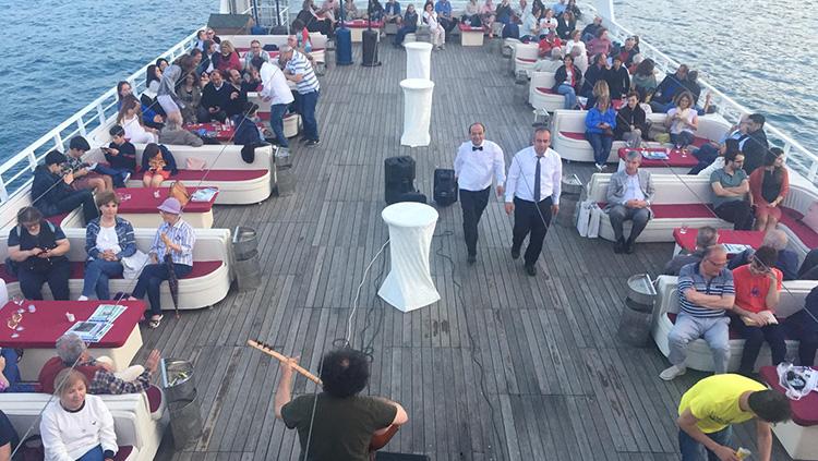 İstanbul'lu Hekimler Yaza Merhaba Gezisinde Buluştular