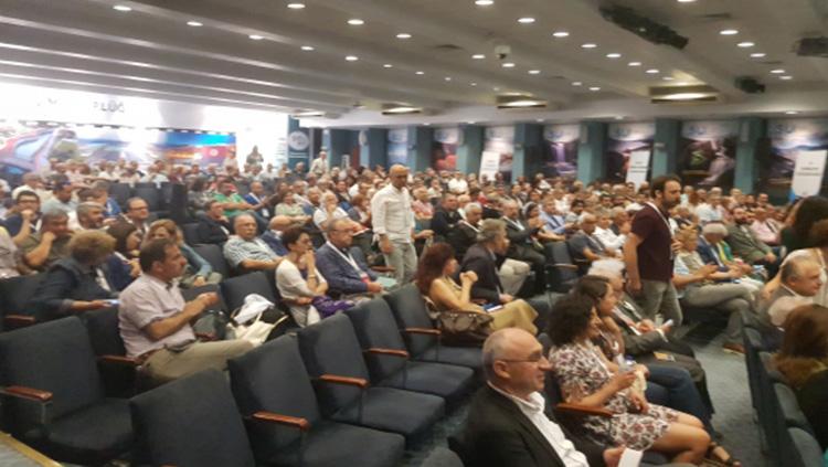 TTB 70. Büyük Kongresi geniş katılım ve destekle gerçekleştirildi