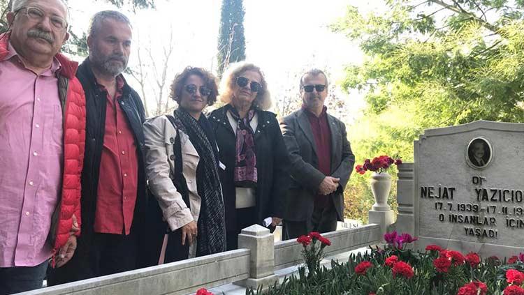 Dr. Nejat Yazıcıoğlu'nu Aramızdan Ayrılışının 25. Yılında Eksilmeyen Bir Özlemle Andık