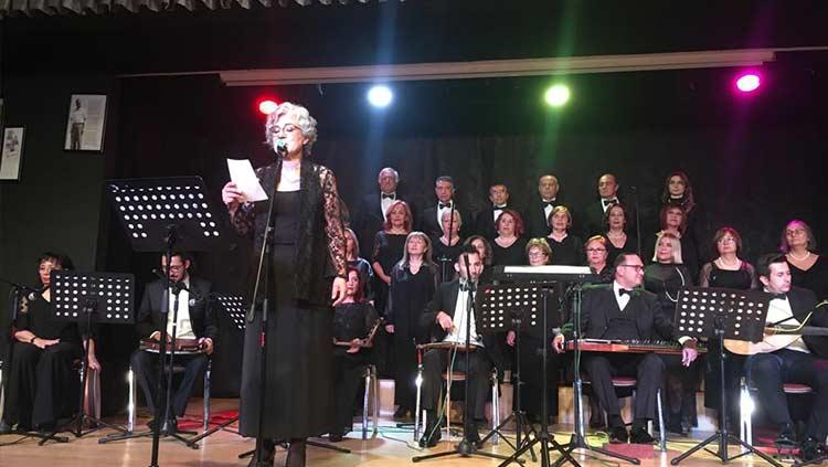 Türk Müziği Konseri Büyük Beğeniyle Karşılandı