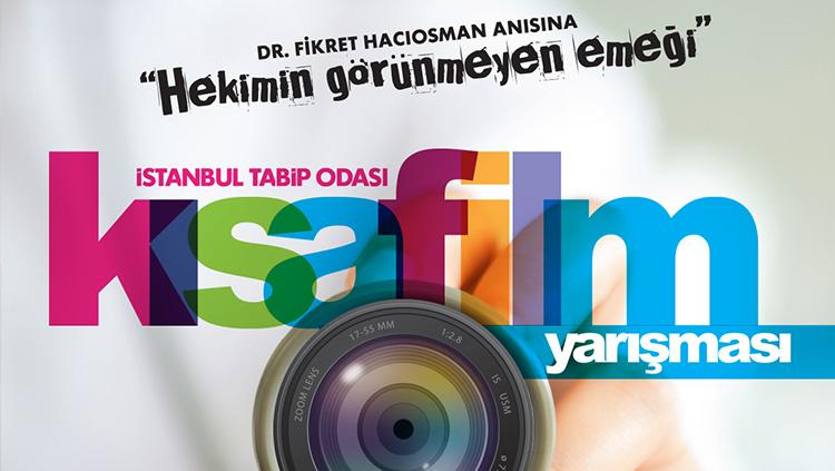 """İstanbul Tabip Odası """"Hekimin Görünmeyen Emeği"""" Kısa Film Yarışması ödülleri sahiplerini buldu"""