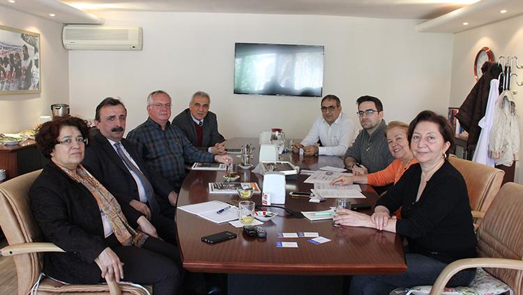 Elektrik Mühendisleri Odası İstanbul Şubesi ile işbirliğimiz sürüyor