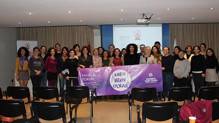 Kadın Hekim Olmak Paneli Gerçekleştirildi