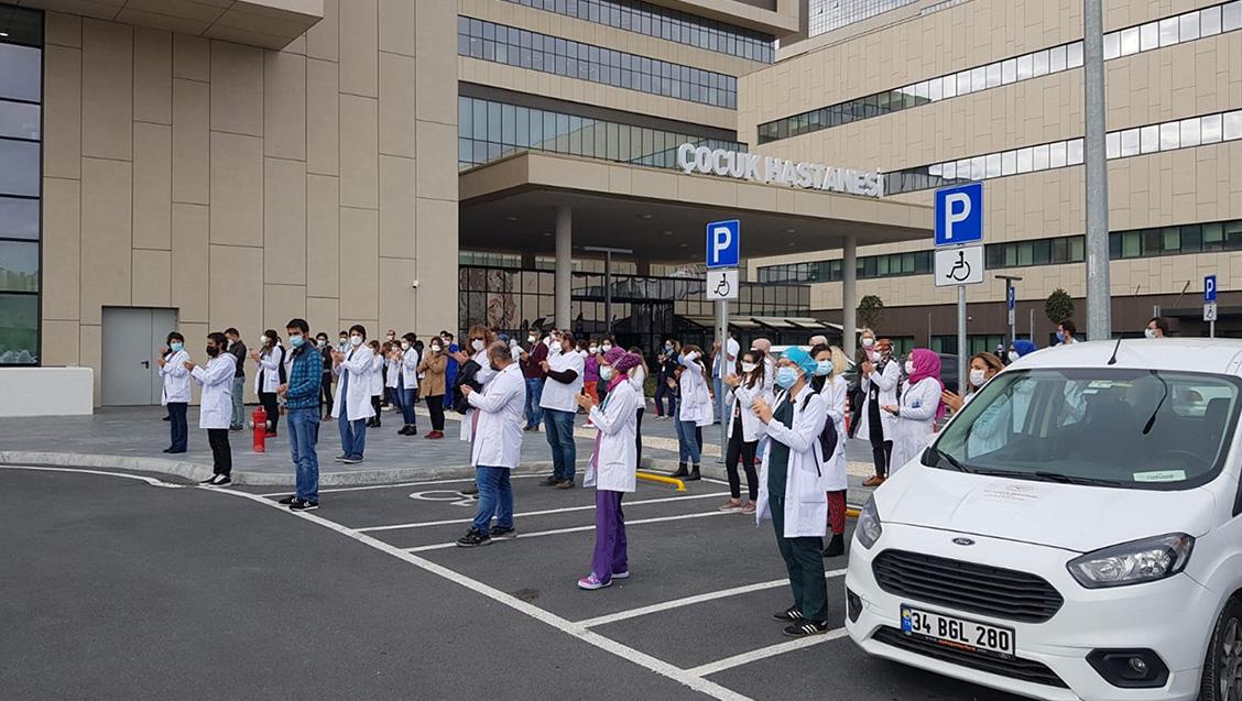 Çam ve Sakura Hastanesi'nde mücadeleye devam - Güray Kılıç*