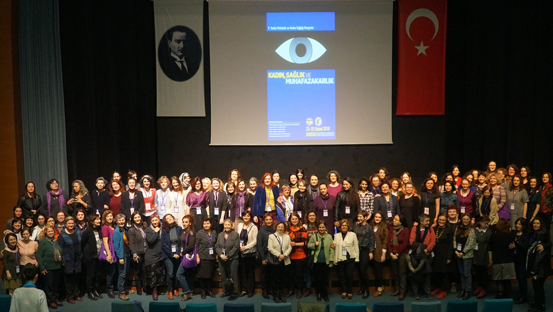 Türk Tabipleri Birliği ve İstanbul Tabip Odası kadın hekimlik tarihi - Aytül Gürbüz Tükel*