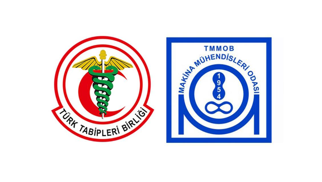 Gaziantep Sanko Üniversitesi Hastanesi'nde 12 Yurttaşın Yaşamını Yitirdiği Yangınla İlgili TTB ve TMMOB Makine Mühendisleri Odası'ndan Ortak Açıklama