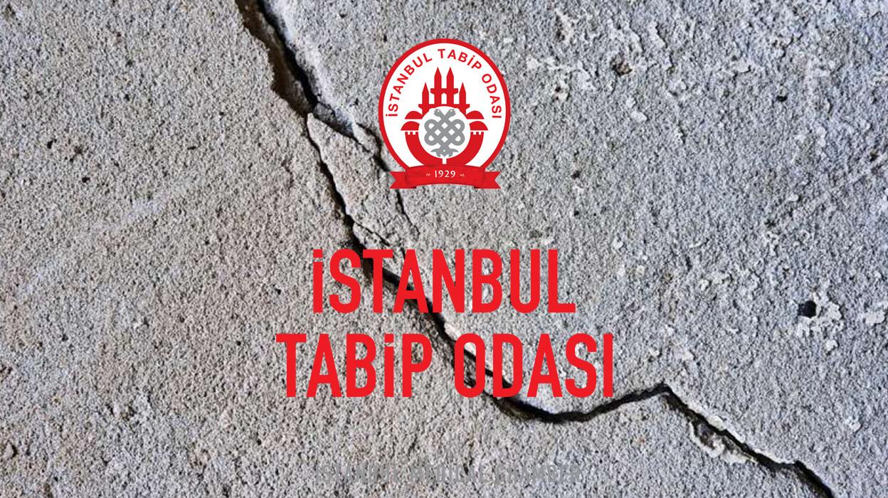 ASM Binalarının Deprem Güvenliğiyle İlgili Görüşlerimizi İstanbul Sağlık Müdürlüğü'ne Bildirdik