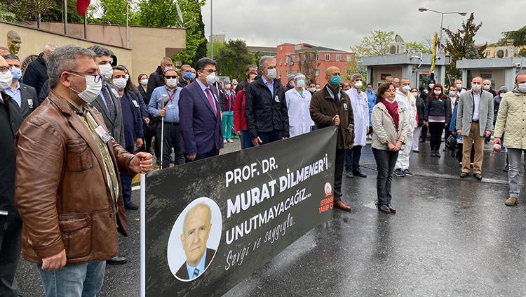 Prof. Dr. Murat Dilmener'i Unutmayacağız. Sevgi ve Saygıyla…