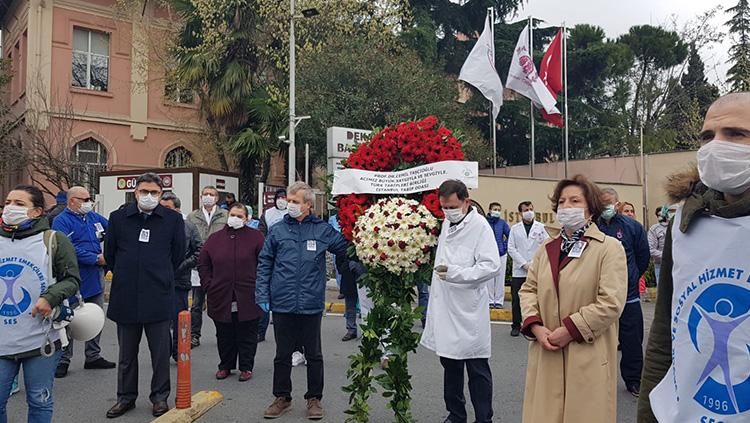 Prof. Dr. Cemil Taşçıoğlu'na Sevgiyle, Saygıyla…