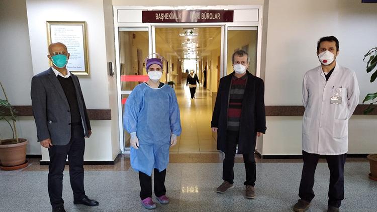 Yönetim Kurulumuz Şişli Etfal ve İstanbul (Samatya) EAH'yi Ziyaret Etti