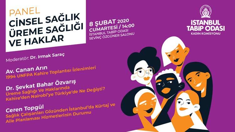 Panel: Cinsel Sağlık, Üreme Sağlığı ve Haklar