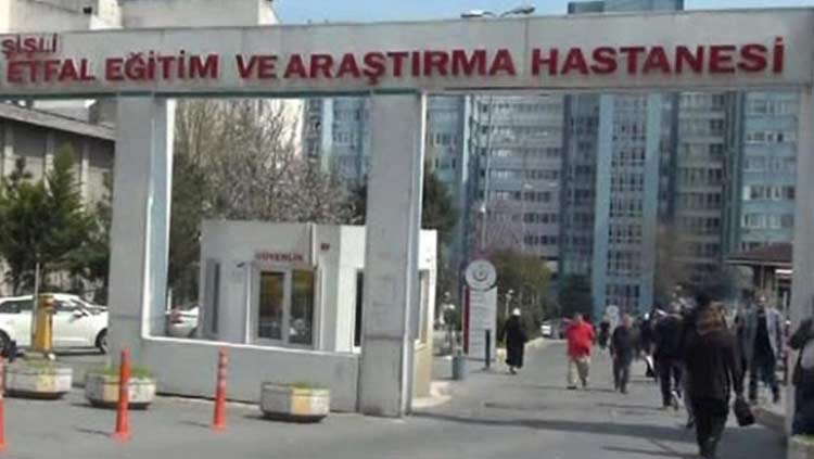 Şişli Hamidiye Etfal EA Hastanesi acil servisinde cinayet!