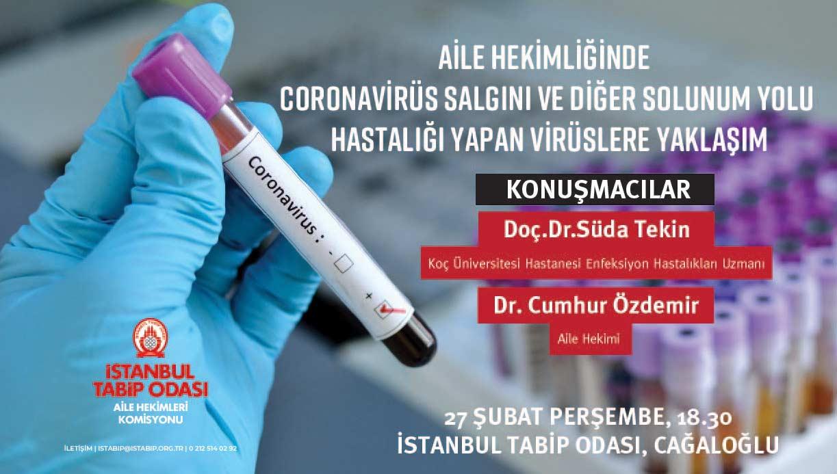 Aile Hekimliğinde Coronavirüs Ve Solunum Yolu Hastalığı Yapan Virüslere Yaklaşım