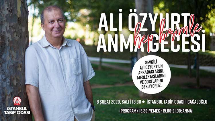 Dr. Ali Özyurt Hep Bizimle