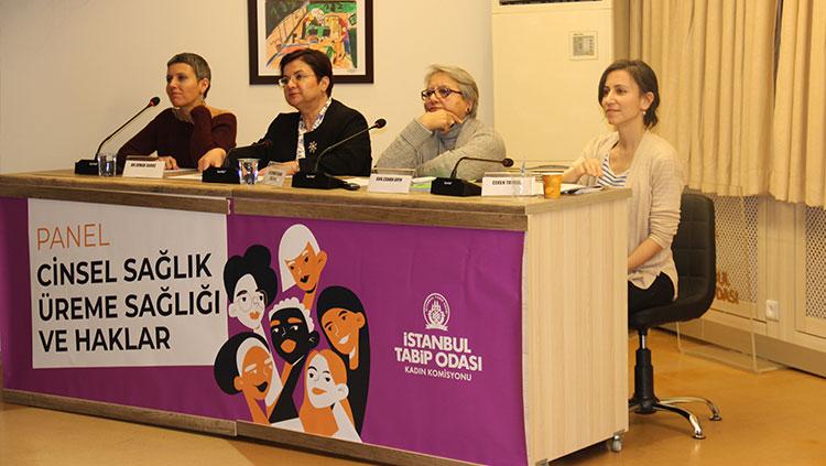 Cinsel Sağlık, Üreme Sağlığı ve Haklar Paneli Yapıldı
