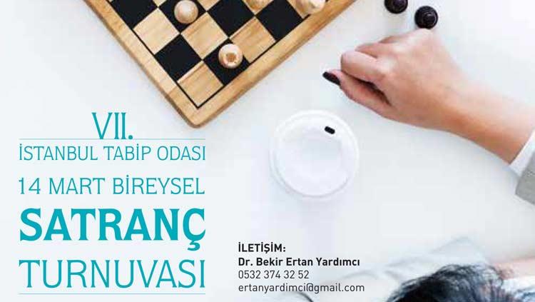7. Bireysel Satranç Turnuvası Kayıtları Başladı