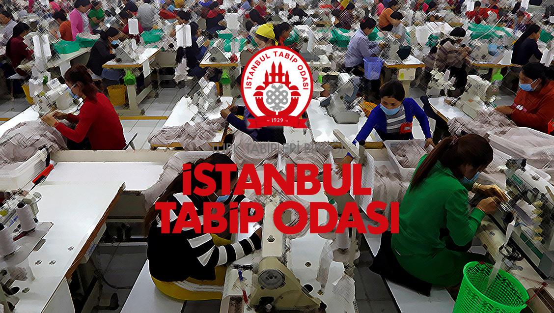 Pandemi Bahane İşçi Sağlığı ve İş Güvenliği  Bir Kez Daha Ertelenmemelidir