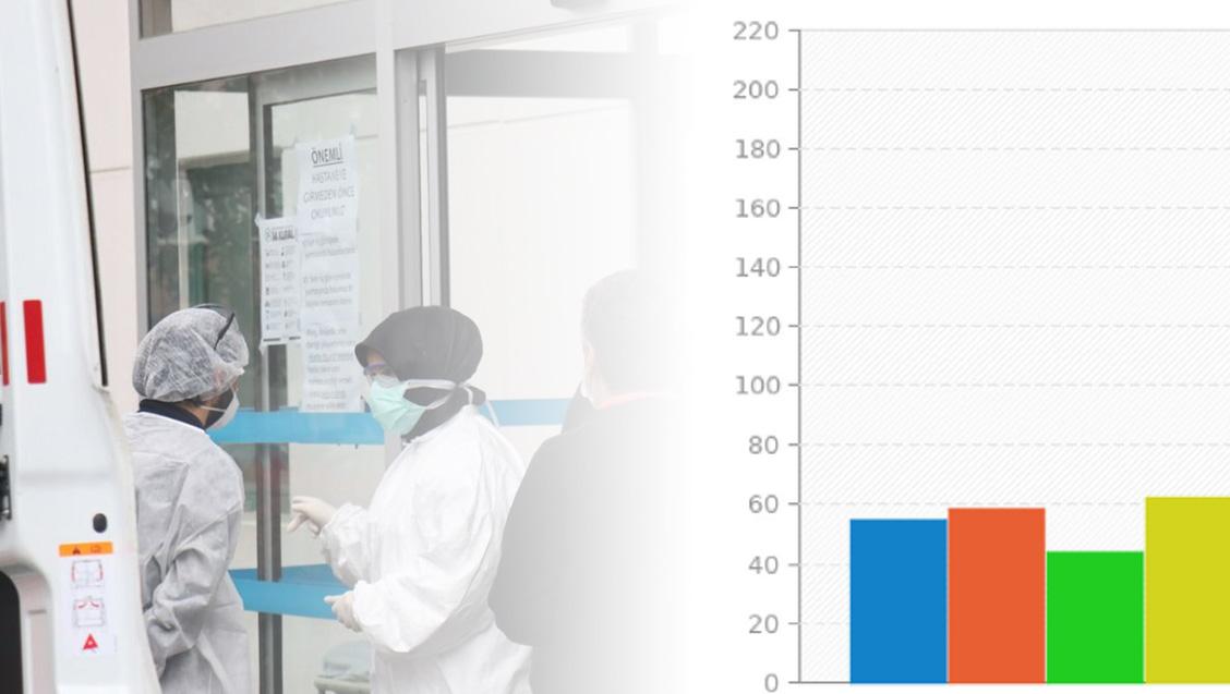 Covıd-19 Pandemisinde İstanbul Kamu Hastaneleri Anketi Değerlendirmesi