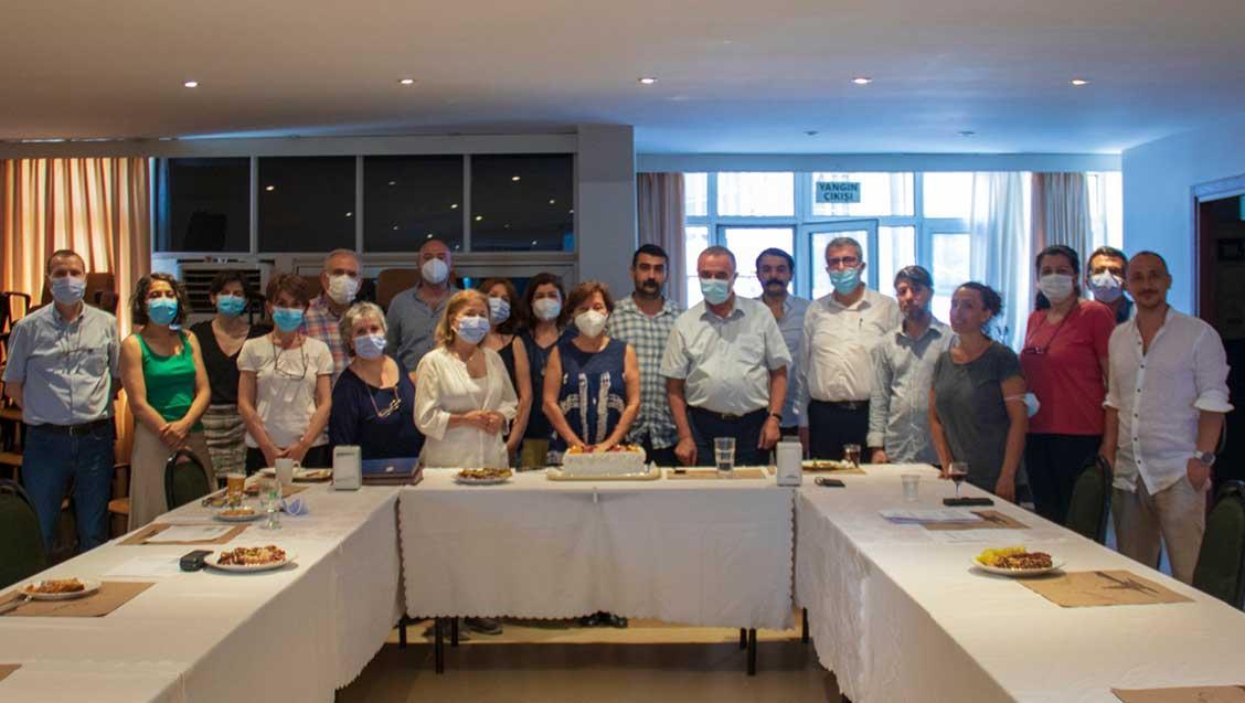 İstanbul Tabip Odası'nda Toplu Sözleşme İmzalandı