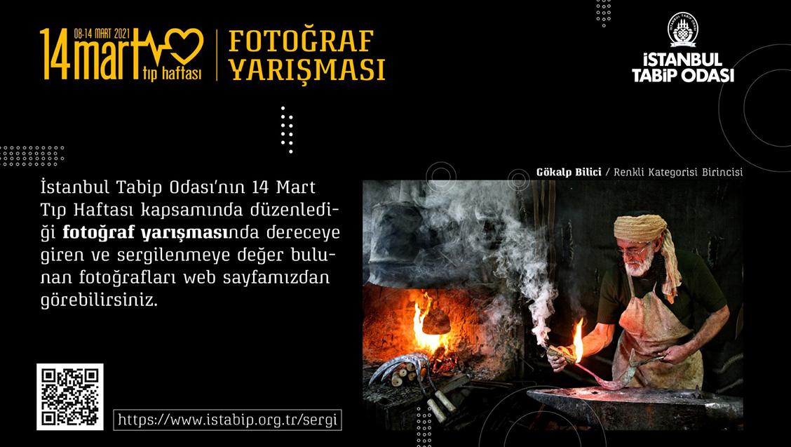 14 Mart Tıp Haftası Fotoğraf Yarışması Sonuçlandı