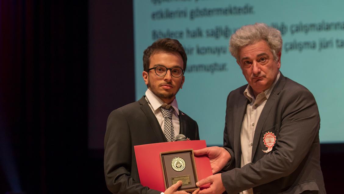 Dr. Nejat Yazıcıoğlu İşçi Sağlığı Hizmet ve Araştırma Ödül Töreni Gerçekleştirildi