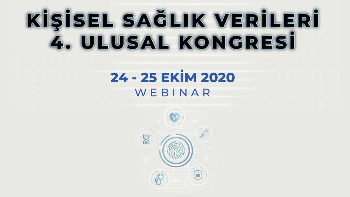 Kişisel Sağlık Verileri 4. Ulusal Kongresi (24-25 Ekim 2020) Kitabı